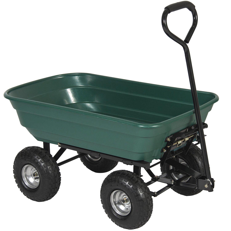 Best Garden Cart Wheelbarrow Guide Reviews Welcome to Gardenever