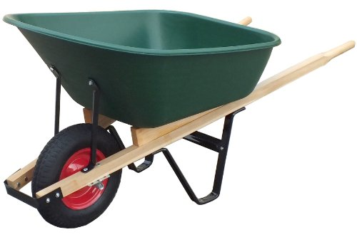 United General Poly Tray Wheelbarrow