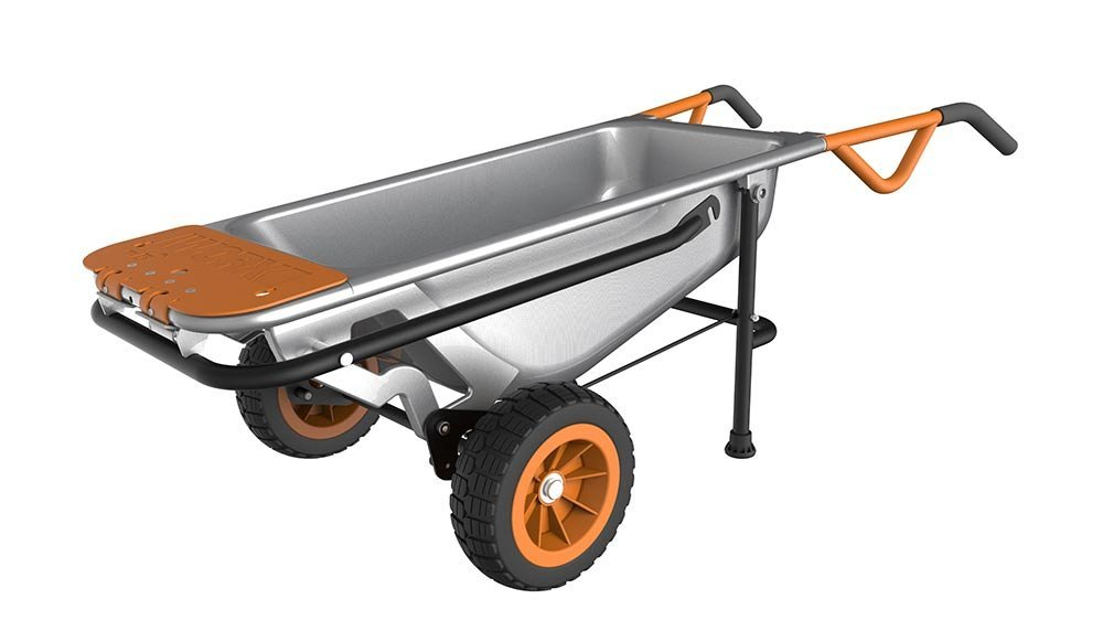 WORX Aerocart Multifunction Wheelbarrow